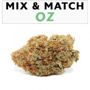 Mix and match ounce